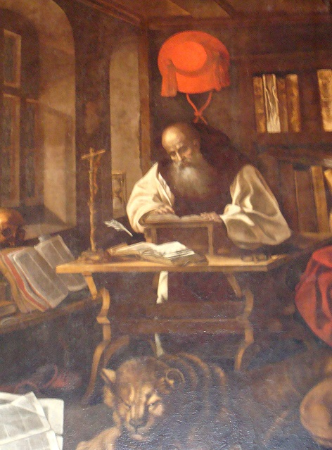 St. Jerome, about 1480